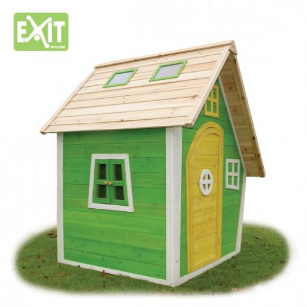 Domek drewniany Fantasia 100 Exit