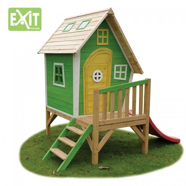 Domek drewniany Fantasia 300 Exit