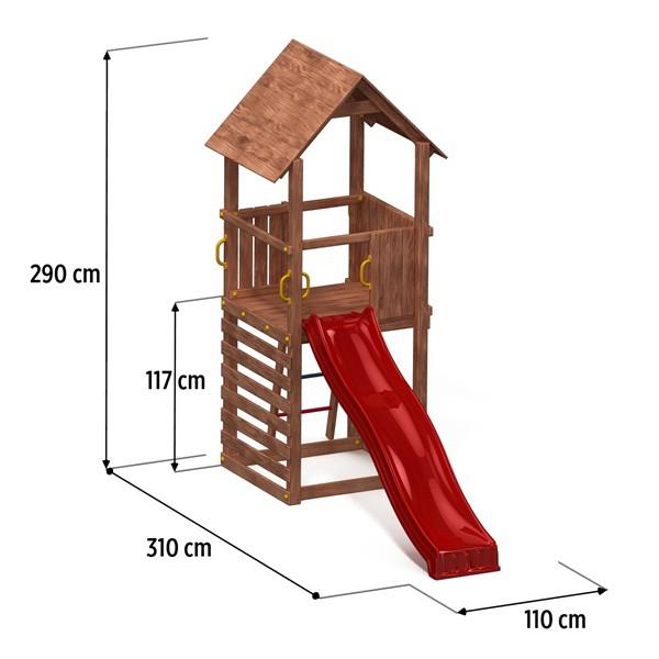 Wieża Carol 1 Fungoo