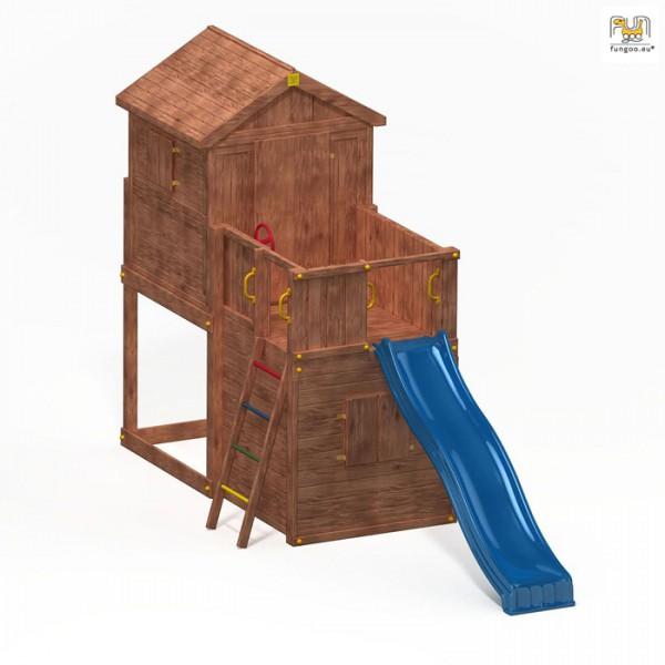 Domek drewniany My House Fungoo