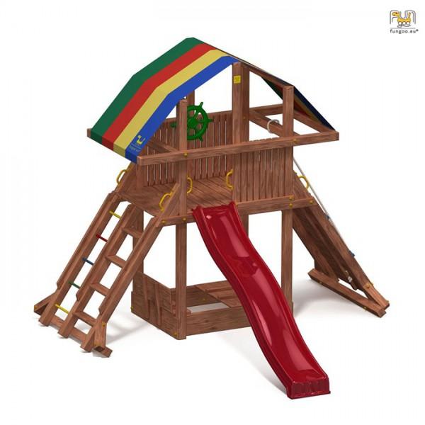 Wieża drewniana Rocket Fungoo