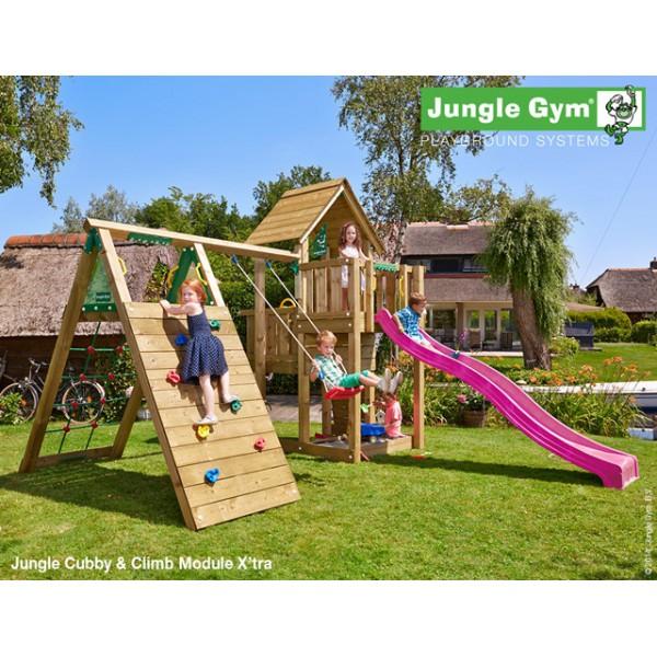 Plac zabaw Ciekawski Smyk Jungle Gym