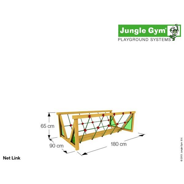 Moduł Net Link Pomost Jungle Gym