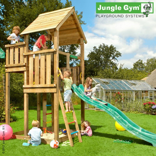 Plac zabaw Jungle Palace Jungle Gym
