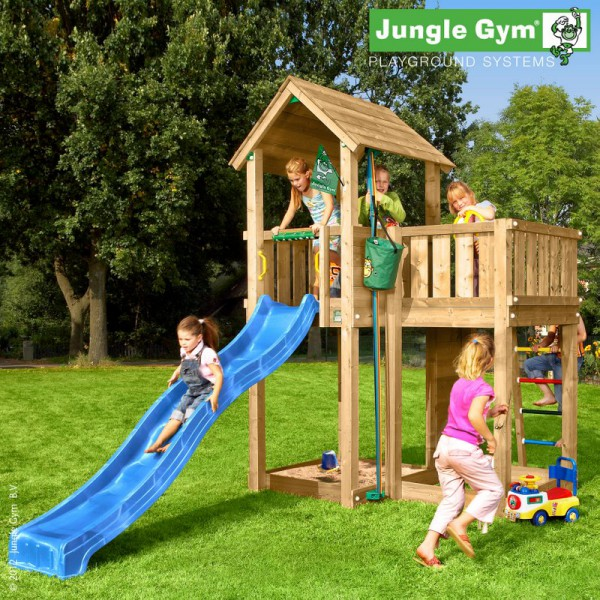 Plac zabaw Jungle Mansion Jungle Gym