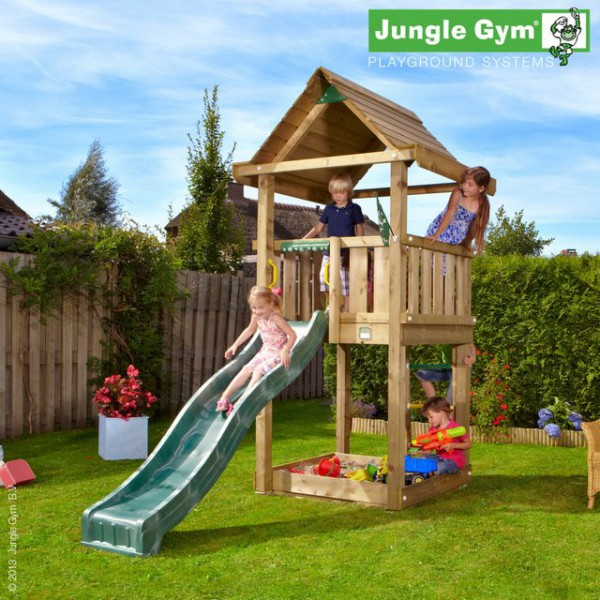 Plac zabaw Jungle House Jungle Gym