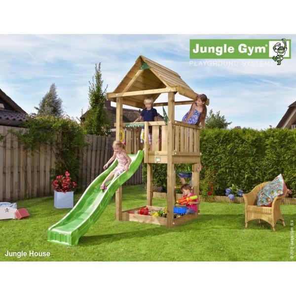 Plac zabaw Jungle House Jungle Gym