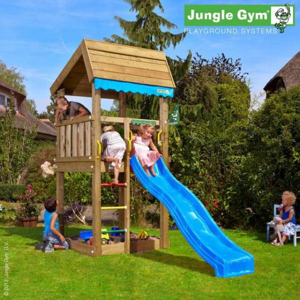 Plac zabaw Jungle Home Jungle Gym