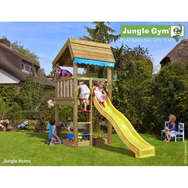 Plac zabaw Jungle Home Jungle Gym