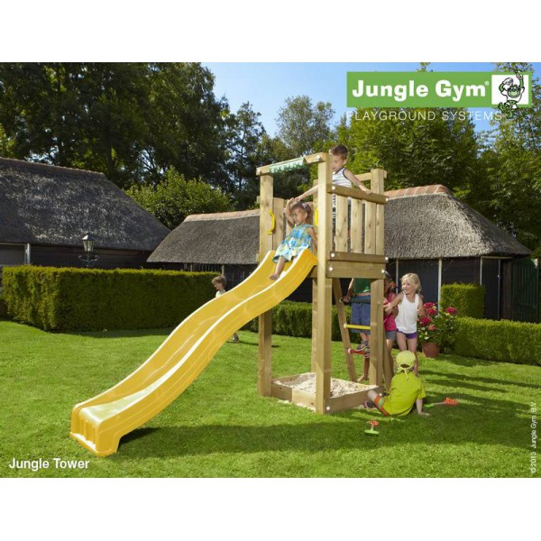Plac zabaw Jungle Tower Jungle Gym