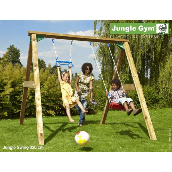 Plac zabaw Swing Jungle Gym