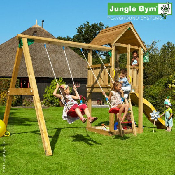 Plac zabaw Country Club Jungle Gym