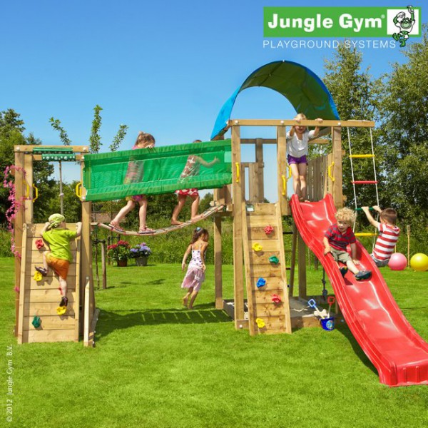 Plac zabaw Dragon Jungle Gym