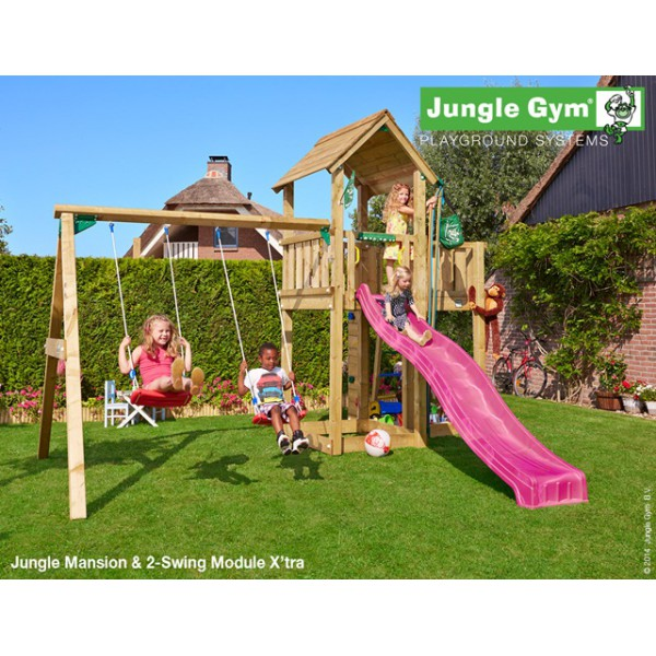 Plac zabaw Fiki Miki Jungle Gym