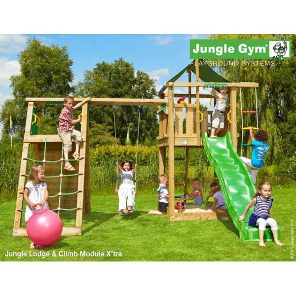 Plac zabaw Mistrz Wspinaczki Jungle Gym