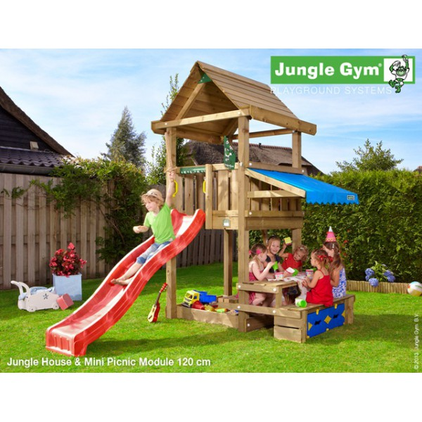 Plac zabaw Piknik Party Jungle Gym