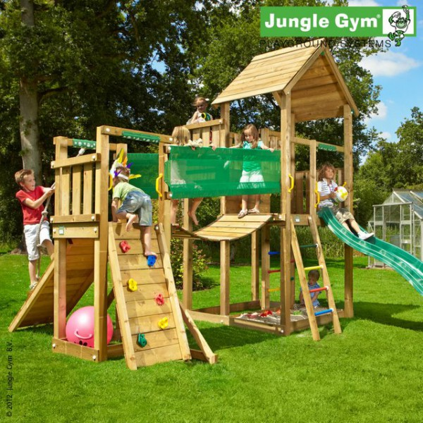 Plac zabaw Super King Jungle Gym