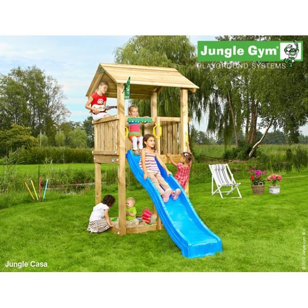 Plac zabaw Jungle Casa Jungle Gym