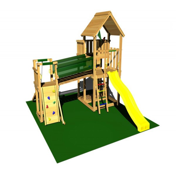 Plac zabaw Super King Jungle Gym
