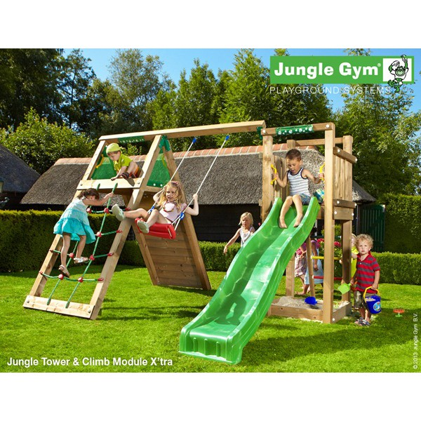 Plac zabaw Bonifacy Jungle Gym