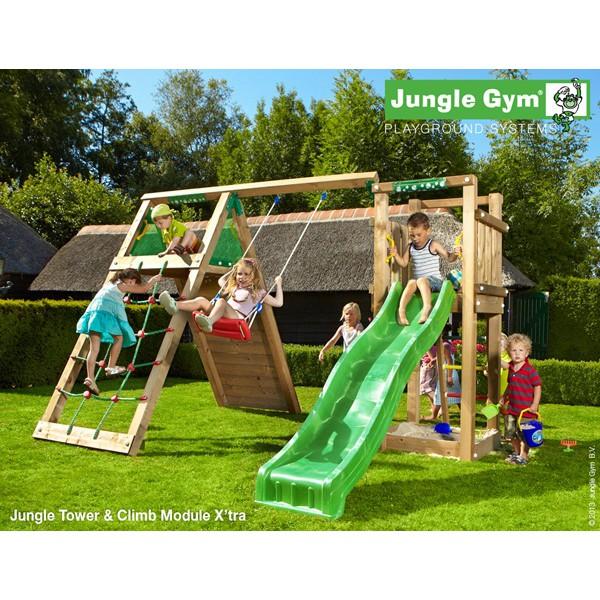 Plac zabaw Bonifacy Jungle Gym