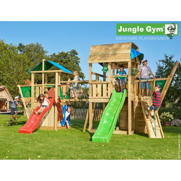 Plac zabaw Galeon Jungle Gym