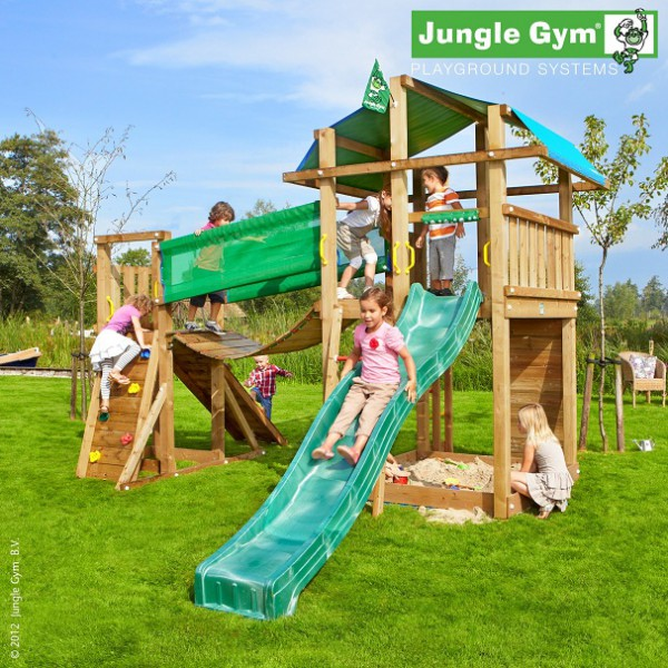 Plac zabaw Paradise Jungle Gym