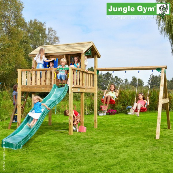 Plac zabaw Tiger Jungle Gym