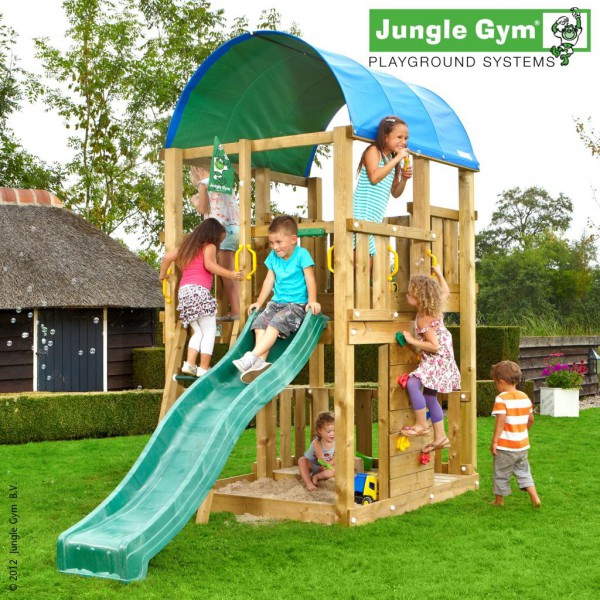 Plac zabaw Jungle Farm Jungle Gym