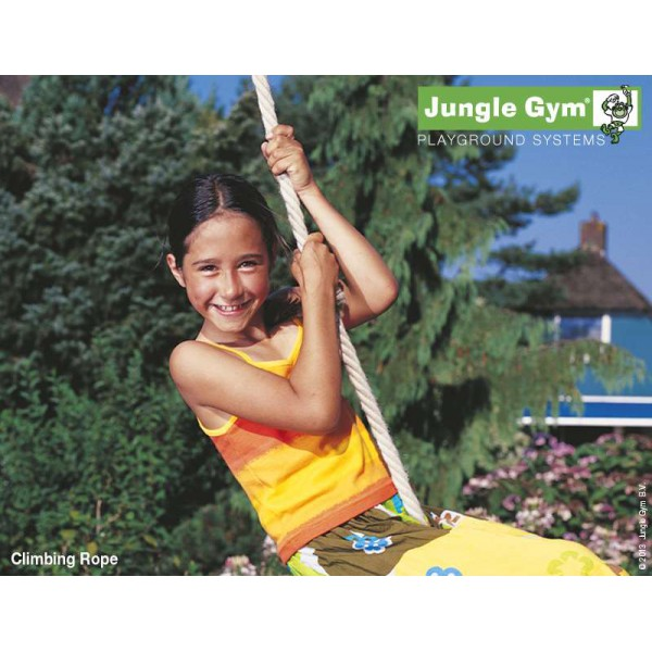 Lina do wspinaczki CLIMBING ROPE  Jungle Gym