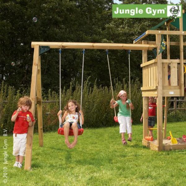 Moduł Swing Jungle Gym z siedziskami