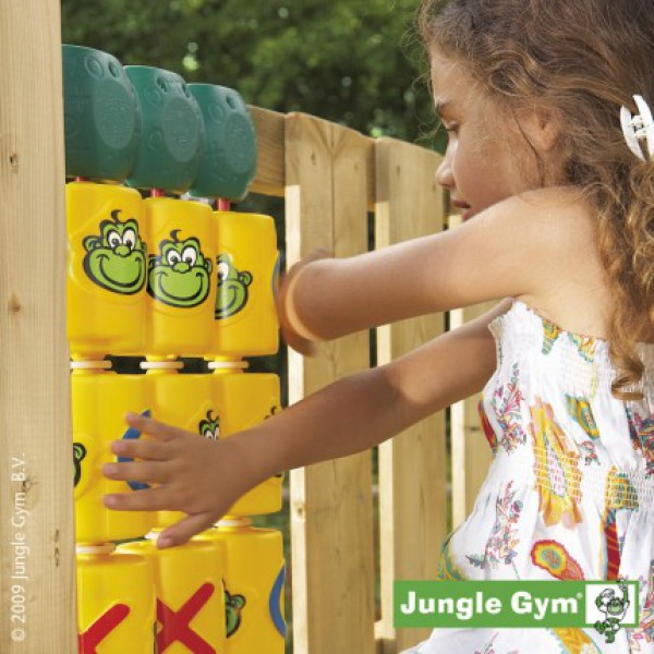 Moduł Tic Tac Toe Jungle Gym