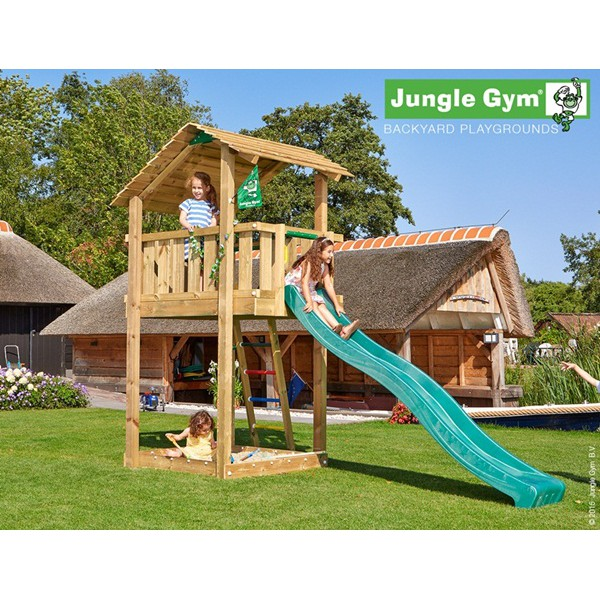 Plac zabaw Jungle Shelter Jungle Gym