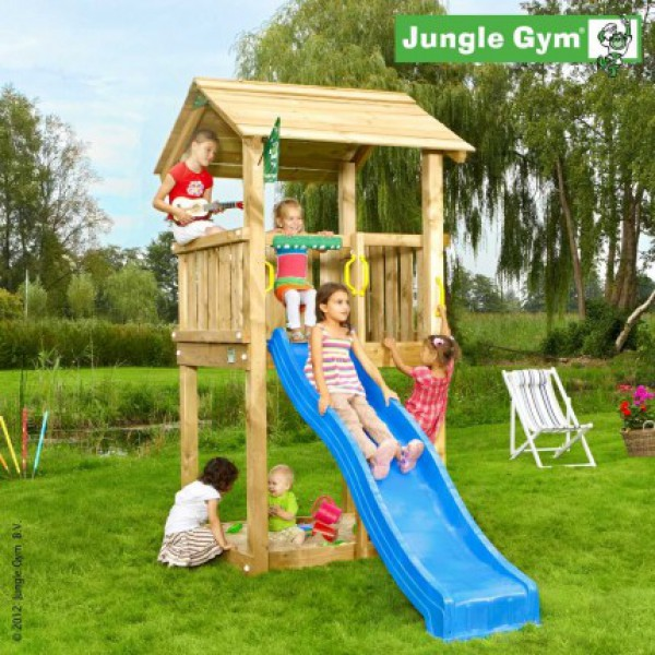 Plac zabaw Jungle Casa Jungle Gym