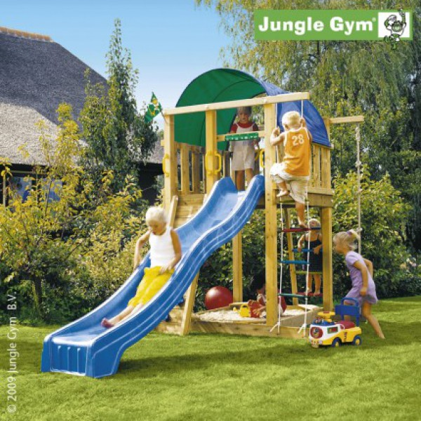 Plac zabaw Jungle Villa Jungle Gym