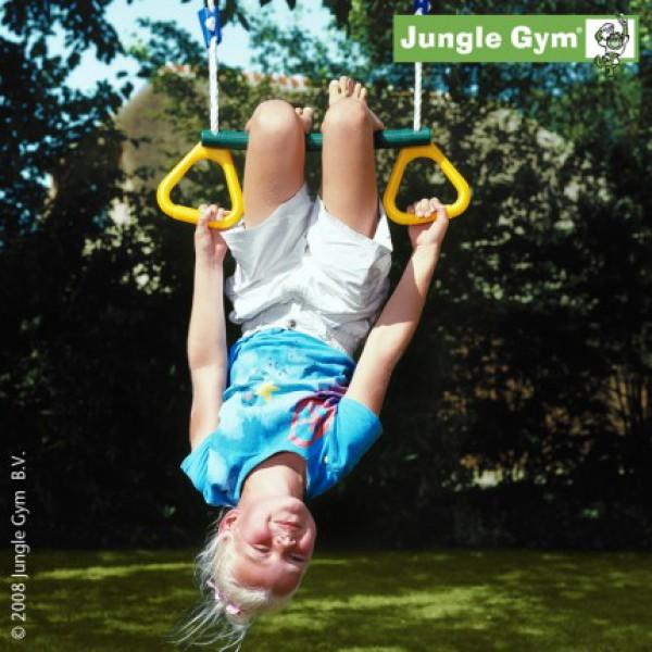 Zestaw montażowy uchwytów Ring Trapez  Jungle Gym