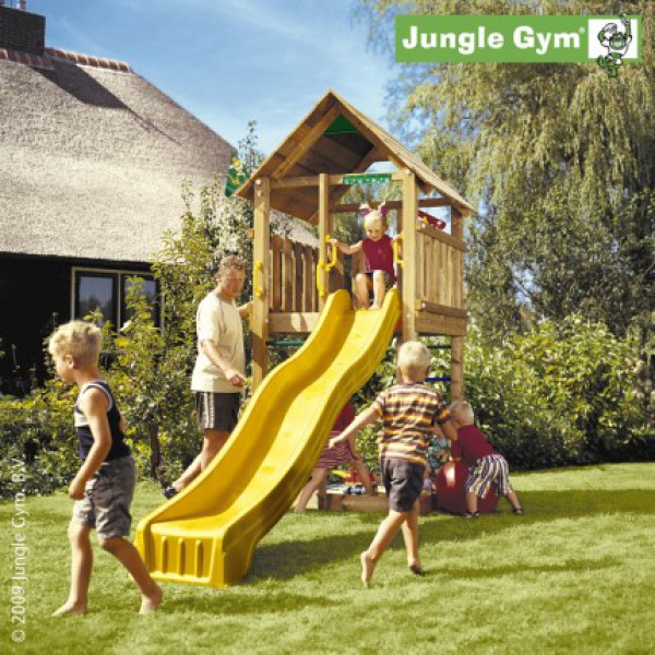 Plac zabaw Jungle Cabin Jungle Gym