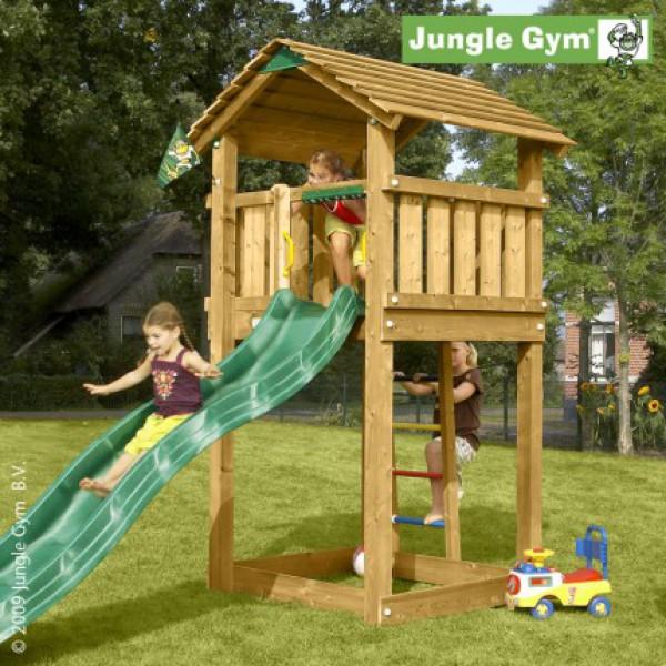 Plac zabaw Jungle Cottage Jungle Gym
