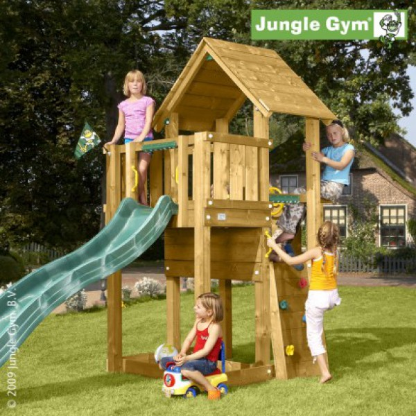 Plac zabaw Jungle Cubby Jungle Gym