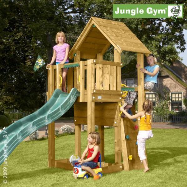 Plac zabaw Jungle Cubby Jungle Gym