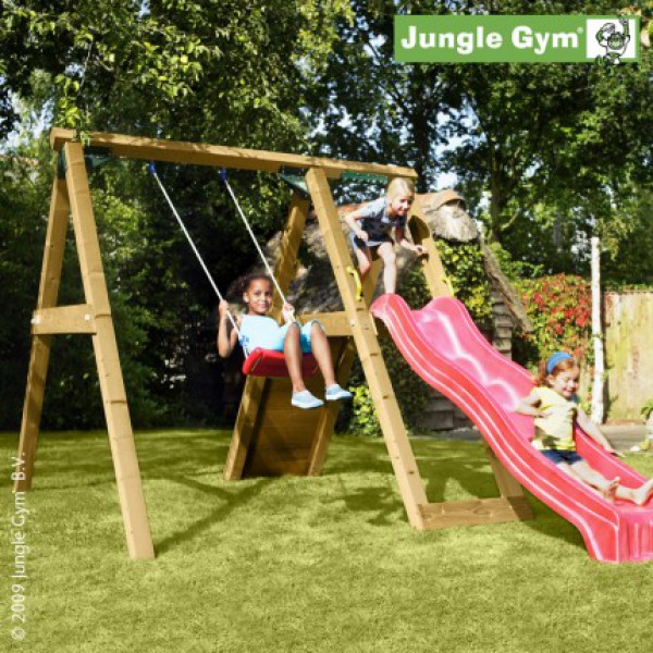 Plac zabaw Jungle Peak Jungle Gym