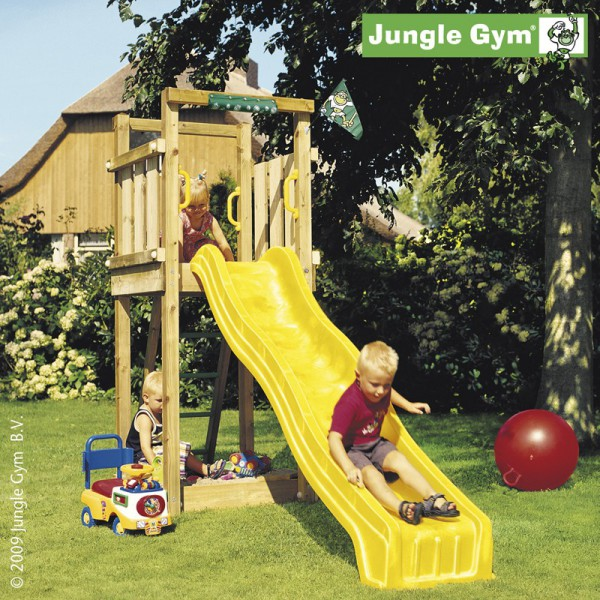 Plac zabaw Jungle Tower Jungle Gym