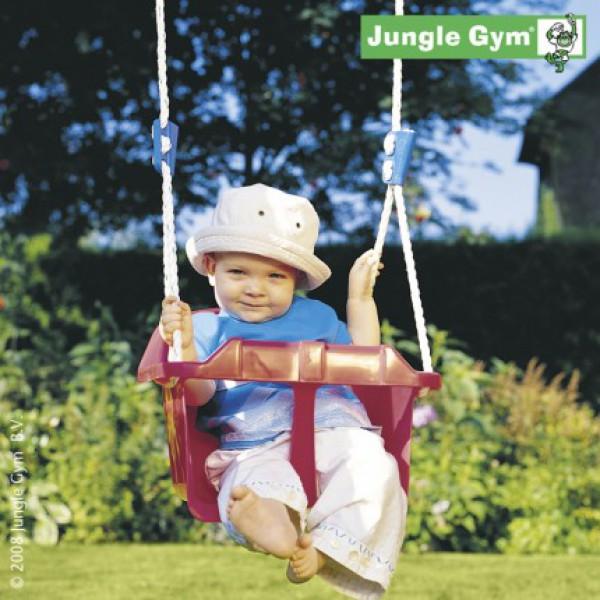Zestaw montażowy siedziska dziecięcego Baby Swing Jungle Gym
