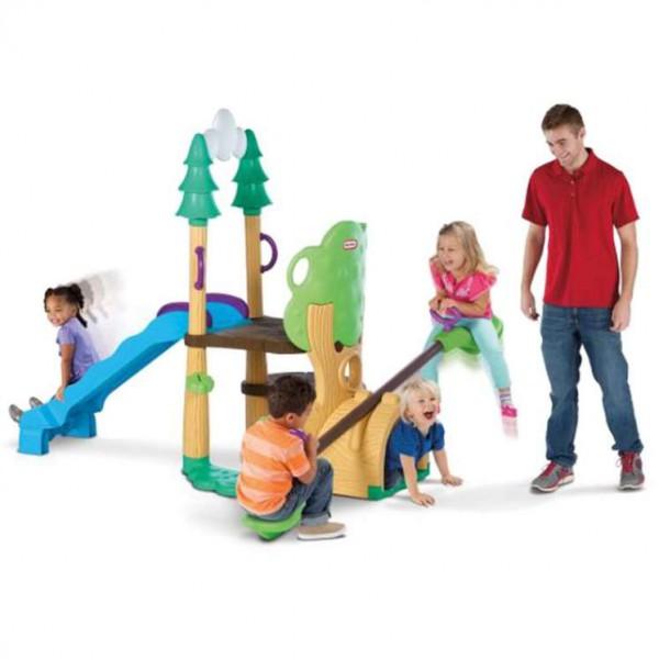 Plac zabaw 3 w 1 Little Tikes