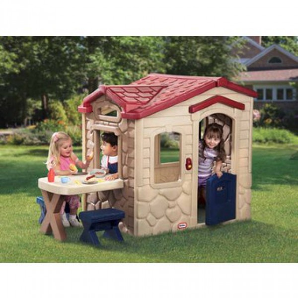 Domek  Letni  z patio Little Tikes