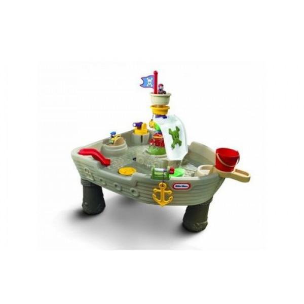 Wodny stół - statek piracki Little Tikes