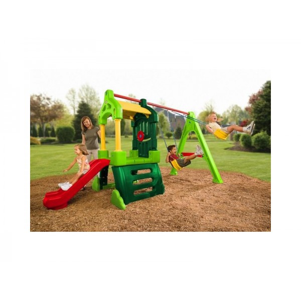 Plac zabaw Clubhouse LittleTikes