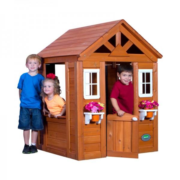 Domek ogrodowy z drewna dla dzieci Timberlake