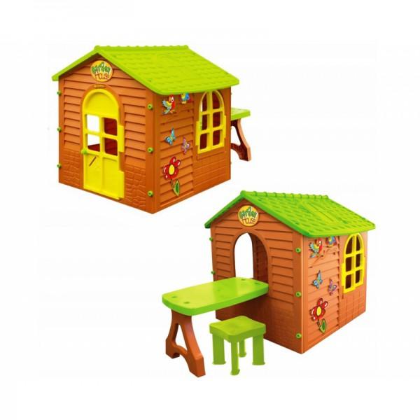 Ogrodowy Domek Mochtoys